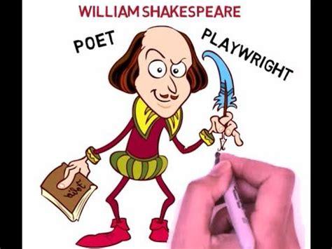 Biographical essay on William Shakespeare